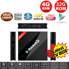 H96 Max Android 6.0 Smart TV BOX WiFi Bluetooth Etherne media player