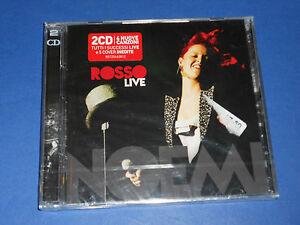 Noemi - Rosso live - 2CD SIGILLATO
