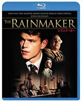 THE RAINMAKER/JOHN GRISHAM'S THE RAINMAKER [Blu-ray] F/S w/Tracking# Japan New