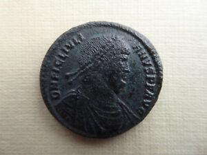 Double maiorina de Julien le Philosophe frappé à Lyon 361 - 363