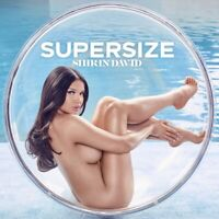 SHIRIN DAVID - SUPERSIZE   CD NEU