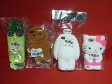 4 APPLE iPHONE i5 SILICONE PHONE SKIN CASES NEW HELLO KITTY HERO GINGERBREAD ++