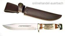 LINDER Big Western Classic (Klingenlänge 182 mm)  Bowie Messer Jagdmesser