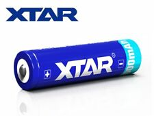 New XTAR 18650 2600mAh 3.7V Protected Button Top Cell Rechargeable Battery