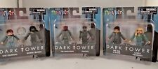 MINIMATES THE DARK TOWER COLLECTION LOT MAN IN BLACK & LAURIE CHAMBERS FIGURES