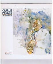 LP CHARLIE PARKER ONE NIGHT IN WASHINGTON