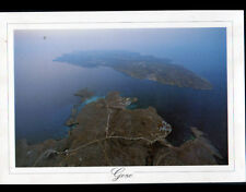 COMINO & GOZO / MALTA (MALTE) Vue aérienne en 1996 / Timbre OLYMPIADE Natation