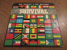33 tours BOB MARLEY & THE WAILERS survival