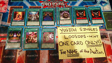 "YuGiOh: ""Black Luster Ritual"" - COMMON - DPBC/LCYW - Mint  - One Card ONLY!"