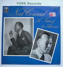 Noel Coward-un talento para entretener a-Excelente Con Disco Lp Parlophone Pmc 7158