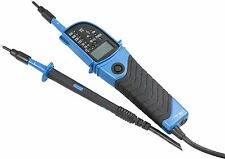 Knightsbridge 2 Pole Electric Tester Voltmeter LED LCD Display IP64 CAT III TE1