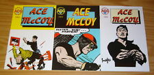 Ace McCoy #1-3 VF/NM complete series - frank frazetta - acg comics set lot 2