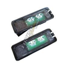 2x Original VW LED SMD Kennzeichenbeleuchtung Kennzeichen Leuchten Birnen SET 1K