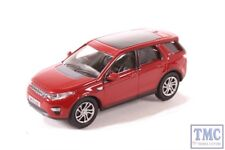 76LRDS002 Oxford Diecast OO Gauge Land Rover Discovery Sport Firenze Red