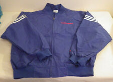 Chicago Cubs Mens Size L Large Adidas Light Spring Jacket Coat Zip Up