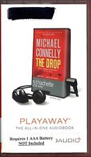 The Drop by Michael Connelly (Harry Bosch #15) Unabridged Playaway Audio Book