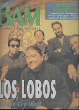 BAM BAY AREA MUSIC MAGAZINE #387 JULY 10, 1992 (VF) LOS LOBOS