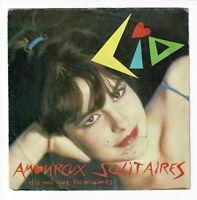 """LIO Vinyl 45 tours 7"""" SP AMOUREUX SOLITAIRES - PETITE AMAZONE - ARABELLE 102444"""