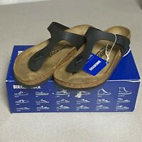 Birkenstock Gizeh Black - Women's Size 6, 7, 8, 9 ,10 - Choose Condition