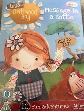 Lily's Driftwood Bay Message In A Bottle DVD Episodes From Childrens TV Series