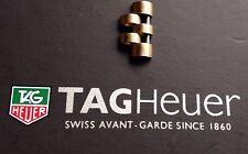 Tag Heuer Vintage 1000 Series Spare Strap Link Wolf Of Wall Street Gold Plated