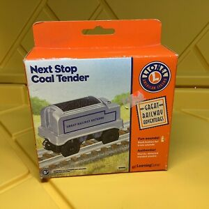 Lionel Learning Curve 92600 Next Stop Coal Tender magnetic train 1999 die cast