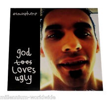 "SEALED & MINT - ATMOSPHERE - GOD LOVES UGLY - DOUBLE 12"" VINYL LP - RECORD ALBUM"