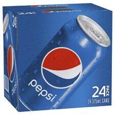 Pepsi Cola Soft Drink 375mL 24 pack