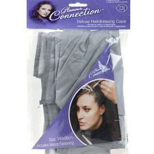 Unisex Adults Deluxe Hairdressing Barber Cape Cover Salon Cutting Gown Cover