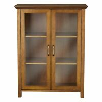 Elegant Home Avery 2 Door Floor Cabinet