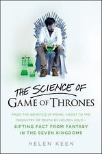 The Science of Game of Thrones by Helen Keen (2016, Hardcover)