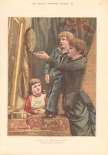 Antique (Pre-1900) Open Edition Print Portrait Art Prints