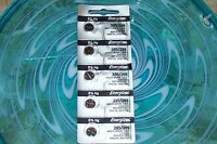 5 Pieces 395/399  Energizer Watch Batteries  FREE Shipping