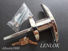 Tilt a door lock garage door lock Lenlok brand new 2 keys *Superior Quality*