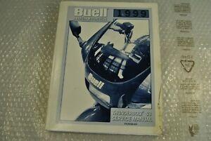 BUELL Sercive Manuell Original Thunderbolt S3 P. N.99489-9