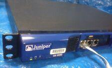 Juniper Networks SA4500 SSL VPN TYPE JNMR1 Secure Access SLL Appliance w/ Mounts