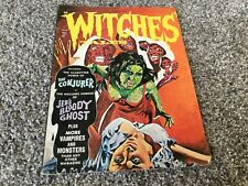 Witches Tales Vol. 3 #6 (1971):  Eerie Publications!