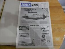 AVIATION NEWS V11 #12 1982 AEROPLANE AIRPLANE  PLANES SCALE PLANS ALBATROS D.III