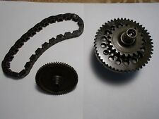 1990 Yamaha FZR1000 Complete Starter Clutch w/ Chain and Idle Gear