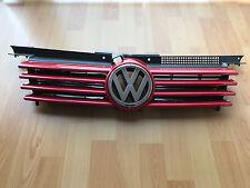 VW BORA Kühlergrill Rot 1J5853651K, 1J5853655C Frontmaske Volkswagen