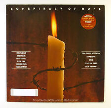 """12"""" LP - Various - Conspiracy Of Hope - B4320 - washed & cleaned"""