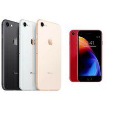 IPHONE 8 RICONDIZIONATO 64GB GRADO A BIANCO NERO ORO ROSSO GOLD APPLE RIGENERATO