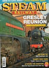 2017 STEAM RAILWAY Mag. No.471 Sep8-Oct5.