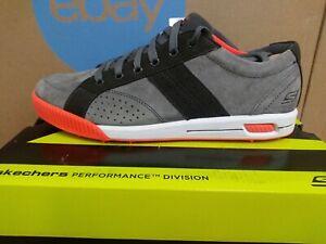 NIB NEW Rare Skechers Go Golf Drive Men's Golf Shoes Size 13 Chocolate Orange E2