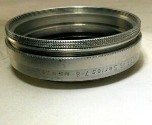 Kodak 54mm to 66mm thread step-Up 7 to 8 Retaining Ring Adapter Filter Holder