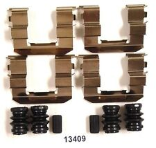 Better Brake Parts 13409 Front Disc Brake Hardware Kit
