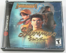 Shenmue Limited Edition Dreamcast COMPLETE TESTED SEE DETAILS #2 + soundtrack CD