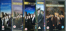 """⭐︎Downton Abbey Series 1, 2, 3, """"Christmas at"""" & """"Journey to the Highlands"""" DVDs"""