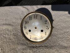 Antique Mantel Clock Dial Bezel Glass Parts