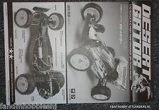 New Tamiya Desert Gator Assembly Instruction Manual - New From the Kit 1050425